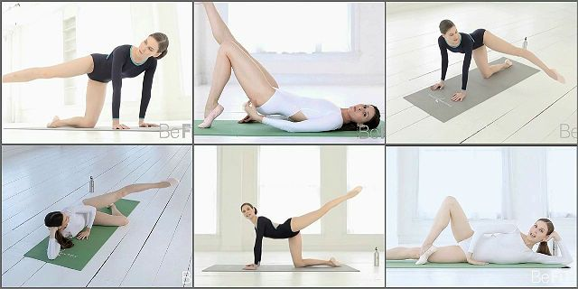 Тренировки без нагрузки на колени