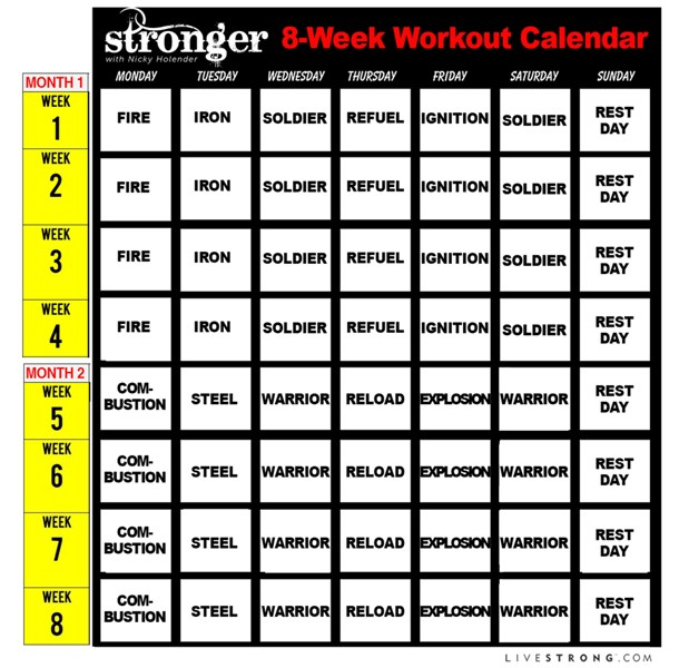 Stronger от Ники Холендера