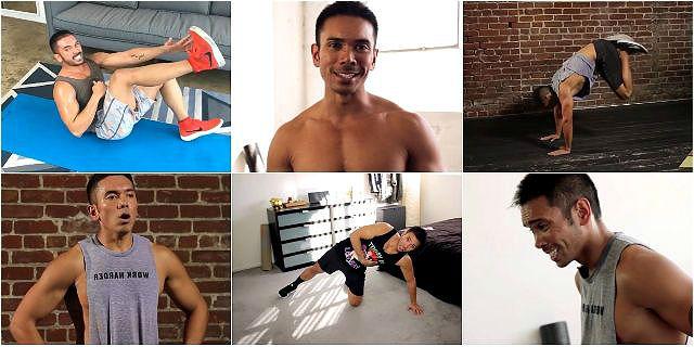 11 тренировок с весом собственного тела от youtube-канала Майка Донаваника