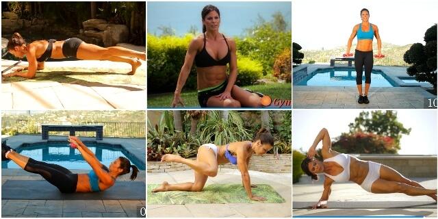20 тренировок от Кристин Хури (Christine Khuri)