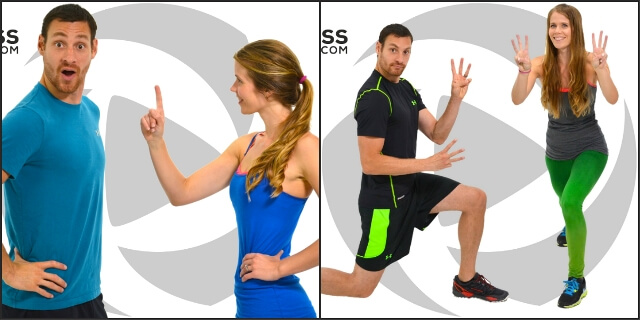 Fitness Blender Free 5 Day Workout Challenge: 30 Minute Workouts or Less for Busy People