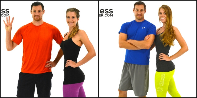 Fitness Blender Free 5 Day Workout Challenge to Burn Fat and Build Lean Muscle