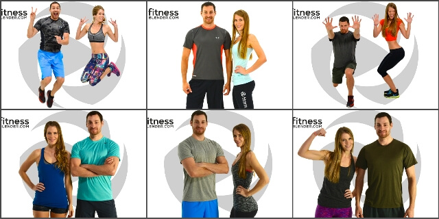 Fitness Blender Free 5 Day Workout Challenge