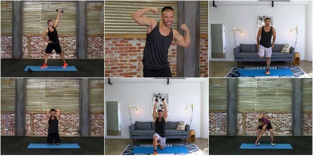 4 новых эксклюзивных тренировки от Майка Донаваника на 30 минут
