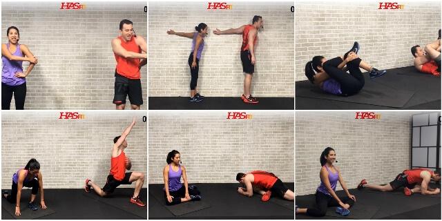 Тренировки при травмах