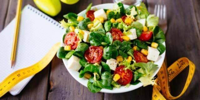Правильно питание для похудения