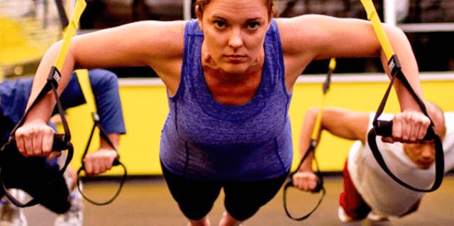 Топ-60 лучших упражнений с TRX: