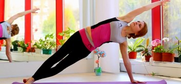 10 тренировок от Ольги Сагай для раскрытия плеч и грудной клетки