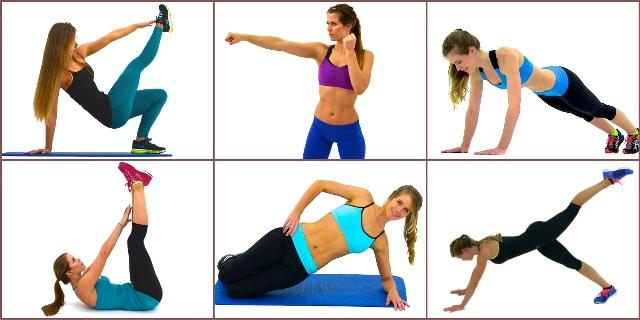 кардио-тренировки от FitnessBlender с акцентом на живот