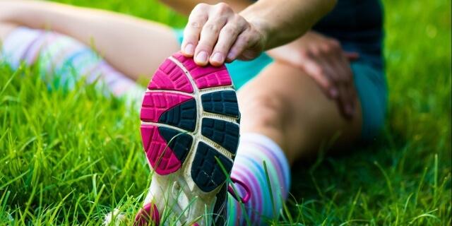 Разминка: упражнения