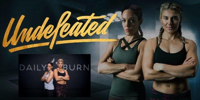 Undefeated: программа на основе MMA от Анны Гарсии