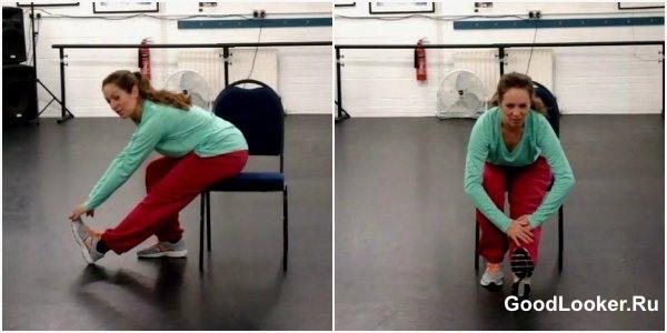 Йога растяжка спины видео гта 5
