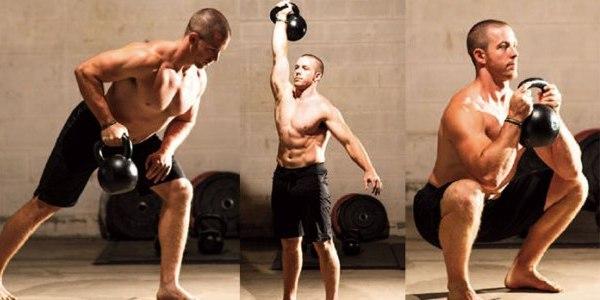 Преимущества и недостатки тренировок с гирями