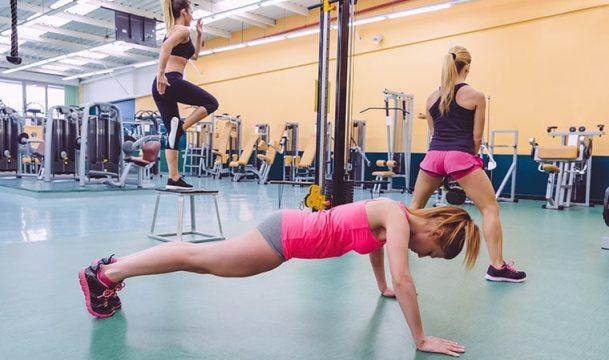 Круговая тренировка в домашних условиях для похудения