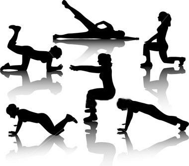 Круговая тренировка в домашних условиях: 5 вариантов!