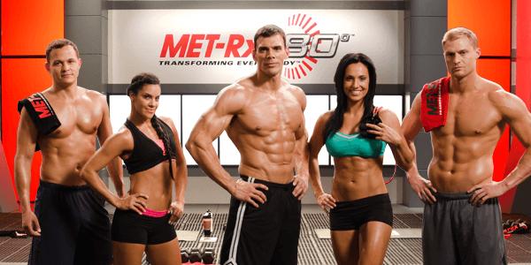 Met-Rx 180 Workout Program