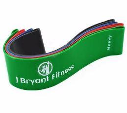 Фитнес-резинки J Bryant Fitness