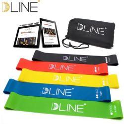 Фитнес-резинки DLINE