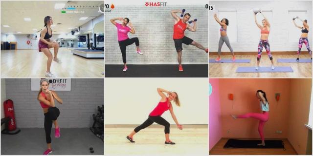 Топ-15 тренировок для живота стоя: без скручиваний и планок!