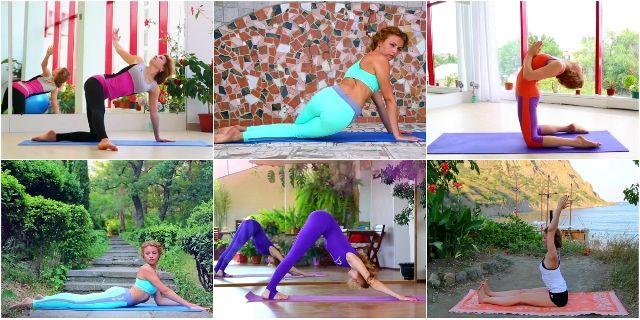 Ольга сагай упражнения для позвоночника thumbnail
