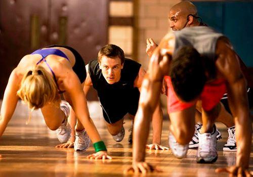 Великолепное тело: программа тренировок инсанити с Шоном Ти