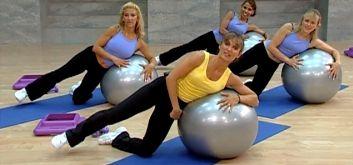 Muscle Max обзор силовой тренировки с Кейт Фридрих