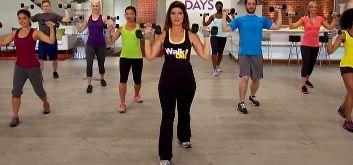 Быстрая ходьба с Лесли Сансон для похудения: тренировка и видео
