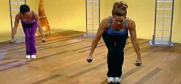 Тренировки Карен Войт по дням неделям