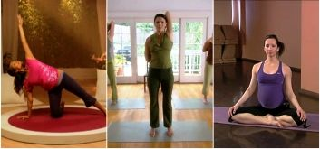 Видео йоги для беременных