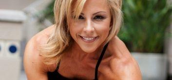 кардио-тренировка с Синди Уитмарш