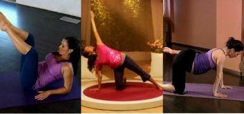 Фитнес во время беременности