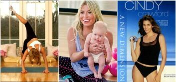 Программа тренировок после родов