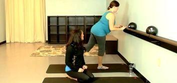 программа для беременных с Сюзанной Боуэн