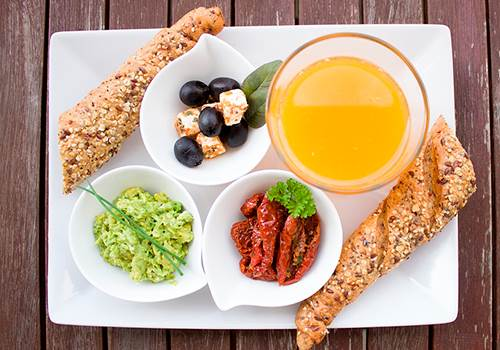 Варианты полезных пп завтраков