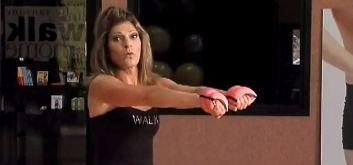 Burn Body Fat: 3 тренировки по быстрой ходьбе с Лесли Сансон