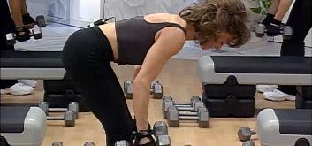 Силовая тренировка с Кейт Фридрих для мышц груди и спины