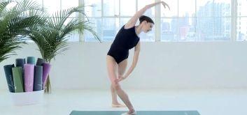 Низкоударная балетная кардио-тренировка