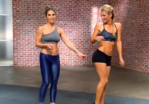 10 Minute Body Transformation от Джиллиан Майклс