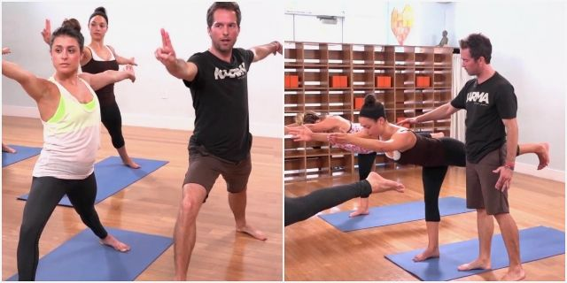 Travis Eliot Power Yoga Flow