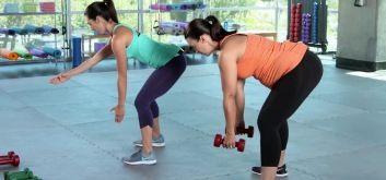 Тренировка для беременных с Отумн Калабрес