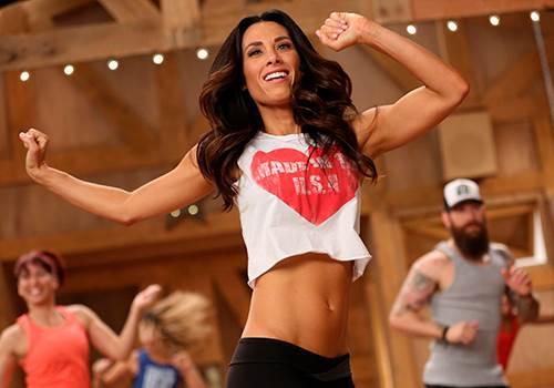 Country Heat: танцевальный комплекс для похудения с Отумн Калабрес