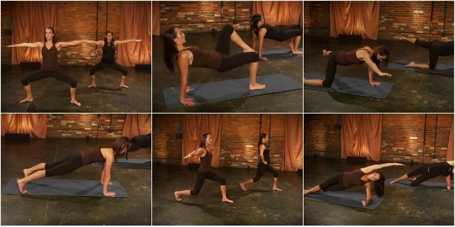 • Ruah Mind Body Movement: Warrior Workout