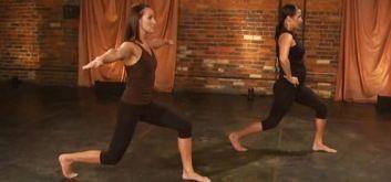 тренировки от Лии Сараго и Сюзанны Боуэн