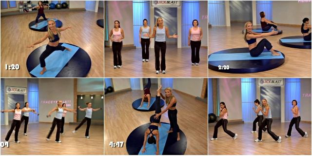 6 Minute Quick Blast: Total Body Calorie Blast