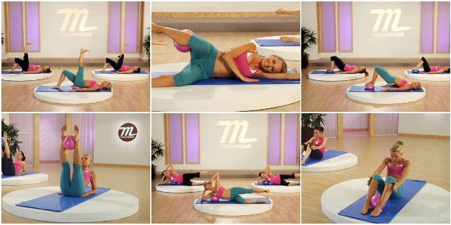 Трейси Маллет – Pilates Super Sculpt
