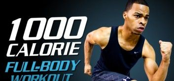 8 интенсивных ВИИТ-тренировок от Millionaire Hoy на 1000 калорий!