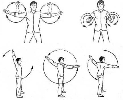 Гимнастика перед отжиманиями