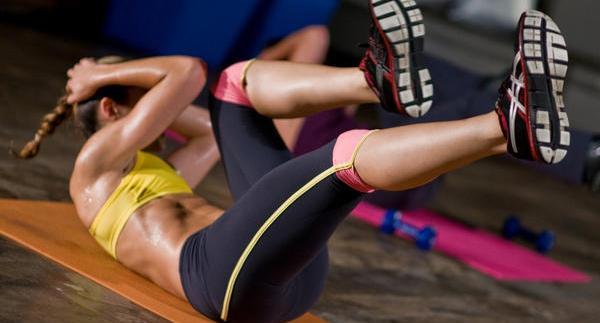 Преимущества табата-тренировок