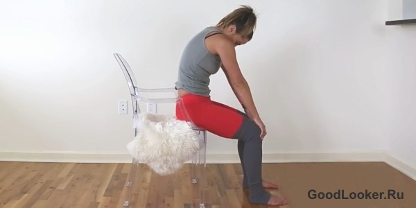 Скручивания спины
