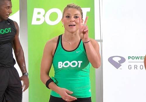 Эффективные тренировки Boot для всего тела от Power Music Group RX